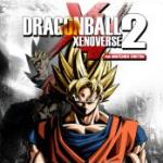 Das Cover von Dragon Ball Xenoverse 2 für die Switch