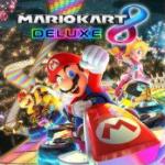 Das Cover von Mario Kart 8 Deluxe für die Switch