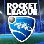 Das Cover von Rocket League für die Switch