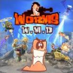 Das Cover von Worms - W.M.D für die Switch