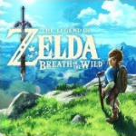 Das Cover von The Legend of Zelda - Breath of the Wild für die Switch